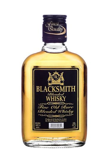Picture of Black Smith Whisky 187.5 ML.