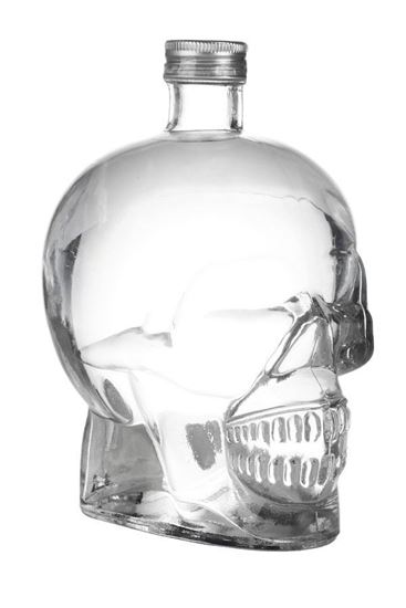 Picture of Lance Skull Vodka 800 ML.
