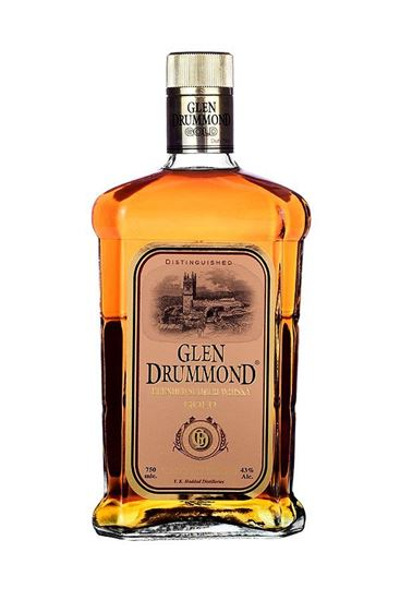 Picture of Glen Drummond Gold Whisky 750 ML.