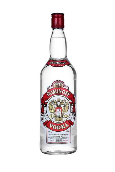 Picture of Vodka Dominoff 1000 ML.