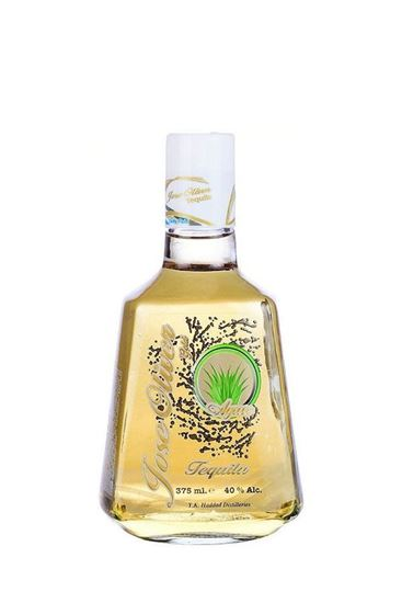 Picture of Tequila Jose Oliver Gold  375 ML.