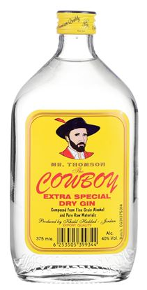 Picture of Cowboy Gin 375 ML.