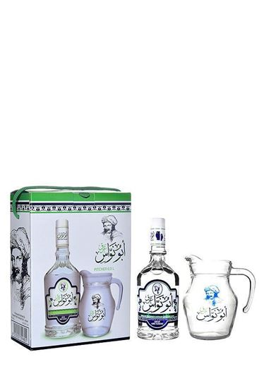 Picture of Abu Nawas Arak (750 ML) + Small Pitcher